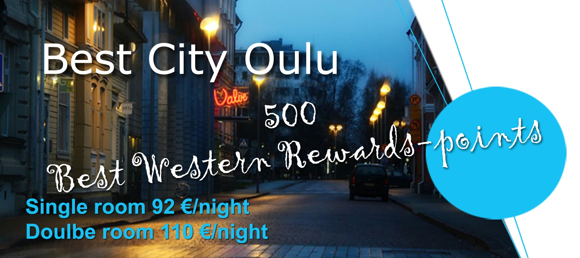 Best City Oulu en